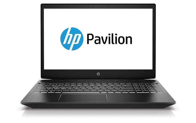 HP GAMING PAVILION 15-CX0034NU BLACK/WHITE 4FQ95EA