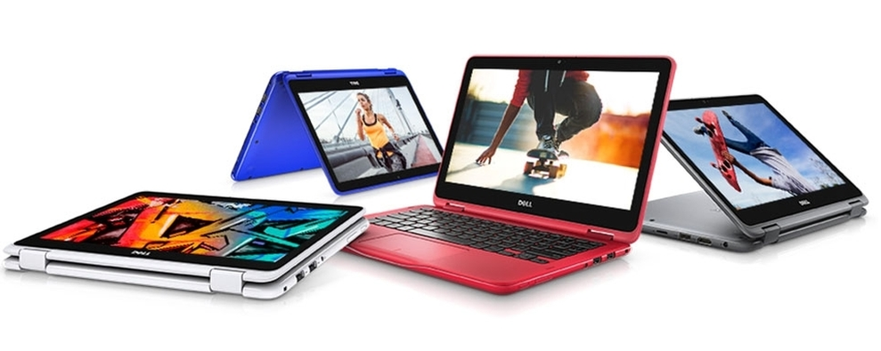 DELL INSPIRON 3168 N3060 2GB 32GB WIN10 RED