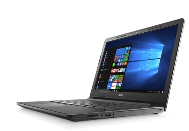 DELL VOSTRO 3568 I5-7200U 8GB 256GB SSD WIN10 PRO BLACK