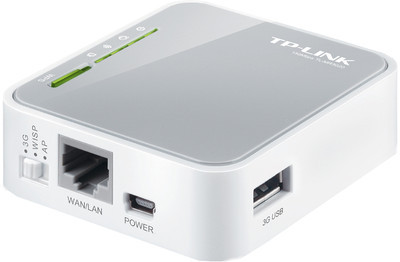 TP LINK PORTABLE 3G/4G WL ROUTER TL-MR3020