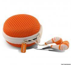 CANYON HEADPHONES CNR-EP3 ORANGE 1.5m