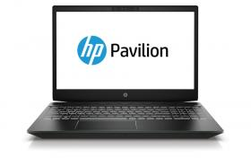 HP GAMING PAVILION 15-CX0001NU BLACK WHITE 4FK04EA