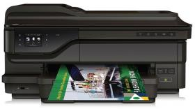 HP Officejet 7612 WF e-All-in-One Printer Duplex