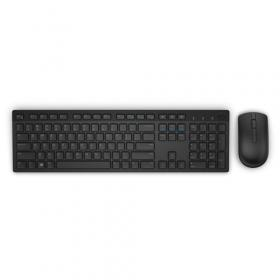 DELL WIRELESS  AND MOUSE-KM636 - UK (QWERTY) - BLACK