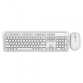 DELL WIRELESS  AND MOUSE-KM636 - US INTERNATIONAL (QWERTY) - WHITE