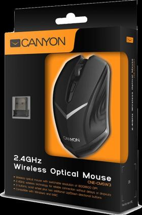CANYON WL OPTICAL MOUSE CNE-CMSW3