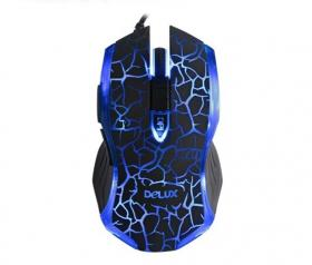 DELUX GAMING MOUSE DLM-557BU