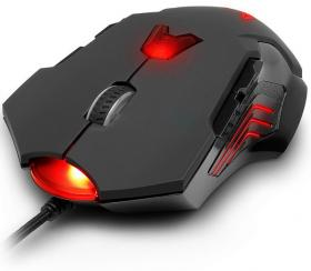 DELUX OPTICAL GAMER MOUSE DLM-811LU