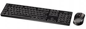 WL KEYBOARD AND MOUSE RF2200 HAMA-53818