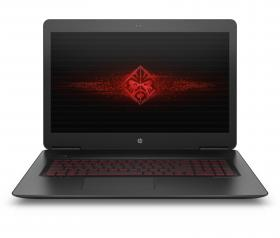 HP OMEN 17 GAMING I5-7300HQ 8GB DDR4 SSD 128GB + HDD 1TB 17.3
