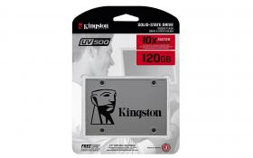 120GB KINGSTON SSD UV500 SATA3 7MM