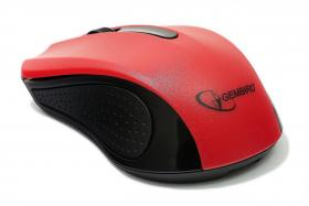 GEMBIRD WL OPTICAL MOUSE MUSW-101 RED