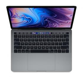 APPLE MACBOOK PRO 15 TOUCH BAR  I7 2.6GHZ 16GB 256GB SSD RADEON PRO 555X W 4GB SILVER - INT KB