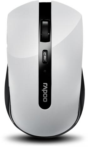 RAPOO 7200P WL OPTICAL MOUSE 5GHZ WHITE