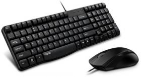 RAPOO N1850 KEYBOARD AND MOUSE