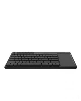 RAPOO K2600 WIRELESS MINI KEYBOARD WITH TOUCH PAD GRAY