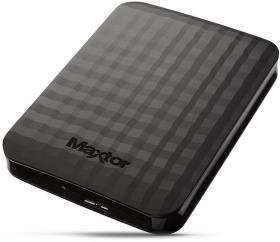 1000GB SEAGATE/MAXTOR M3 PORTABLE USB3.0 BLACK