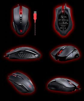 A4 TECH GAMING MOUSE V5M BLOODY