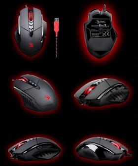 A4 TECH GAMING MOUSE V7M BLOODY