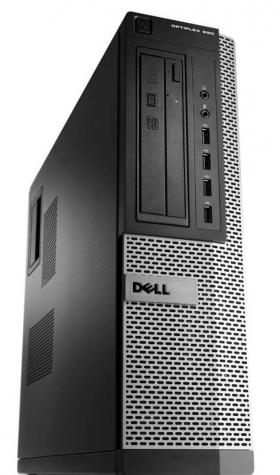 DELL OPTIPLEX 990 i5-2400/4G/320GB WIN10