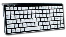 DELUX KEYBOARD DLK-1102U BLACK
