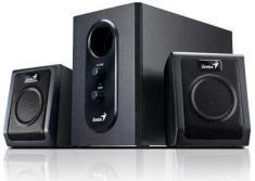 GENIUS SW-2.1 355 SPEAKERS BLACK