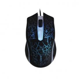 JEDEL OPTICAL MOUSE M68 BLACK USB