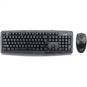 GENIUS KEYBOARD AND MOUSE KB-130 USB