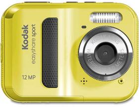 KODAK SPORT C123 YELLOW WATERPROOF
