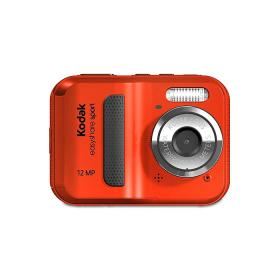 KODAK SPORT C123 RED WATERPROOF