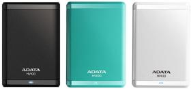 1000GB ADATA HV100 USB3.0 WHITE