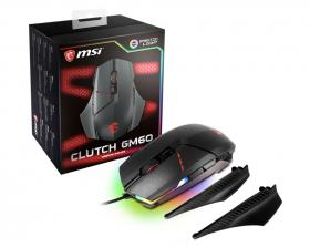 MSI GAMING MOUSE CLUTCH GM60