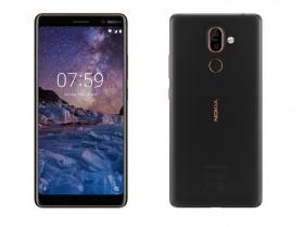 NOKIA 7 PLUS DS BLACK
