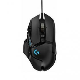 LOGITECH G502 HERO BLACK