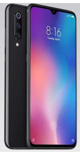 XIAOMI MI 9 64GB PIANO BLACK