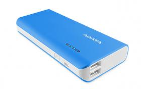 ADATA POWER BANK PT100 BLU/WHI