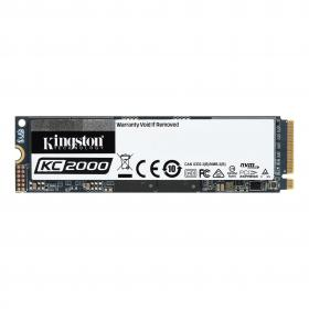 500G SSD KINGSTON SKC2000M8 M2 PCI-E 2280 TLC NVME